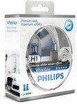 Auto��rovky H1 12V 55W WhiteVision 12258WHVSM Philips