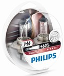 Auto��rovky H4 12V 60/55W Vision Plus 12342VPS2 Philips