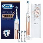 Oral-B Genius X 20000N Rose Gold Sensitive
