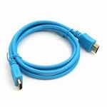 OMEGA KABEL HDMI BLUE