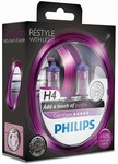 Autožárovky H4 12V Fialový design ColorVision Purple Philips