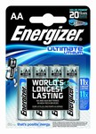 Baterie Energizer Ultimate Lithium AA