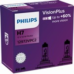 PHILIPS Vision Plus H7 12972VPC2