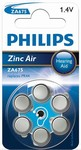 ZA675 baterie do naslouchadel 1,4V Philips