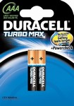 Baterie AAA Turbo Max LR03/MX2400 Duracell