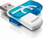 USB flash disk 16GB VIVID FM16FD05B Philips