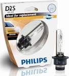 Xenony D2S 85V 35W Vision P32d-2 Philips