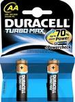 baterie aa turbo max lr6/mx1500 duracell