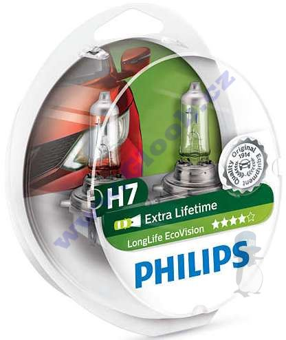 Philips LongLife EcoVision 12972LLECOS2