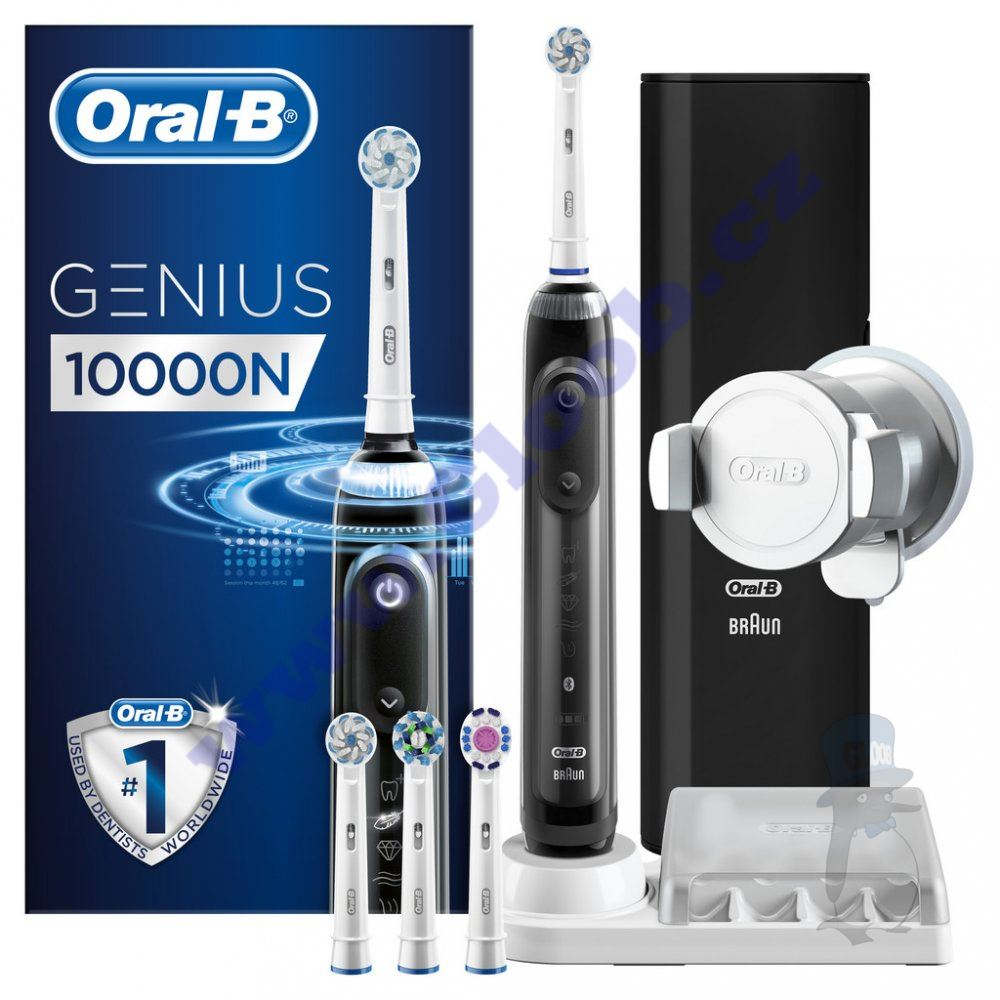 Oral-B Genius 10000 Black