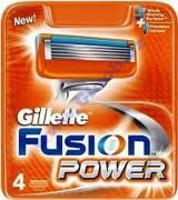 Gillette Fusion Power 4ks