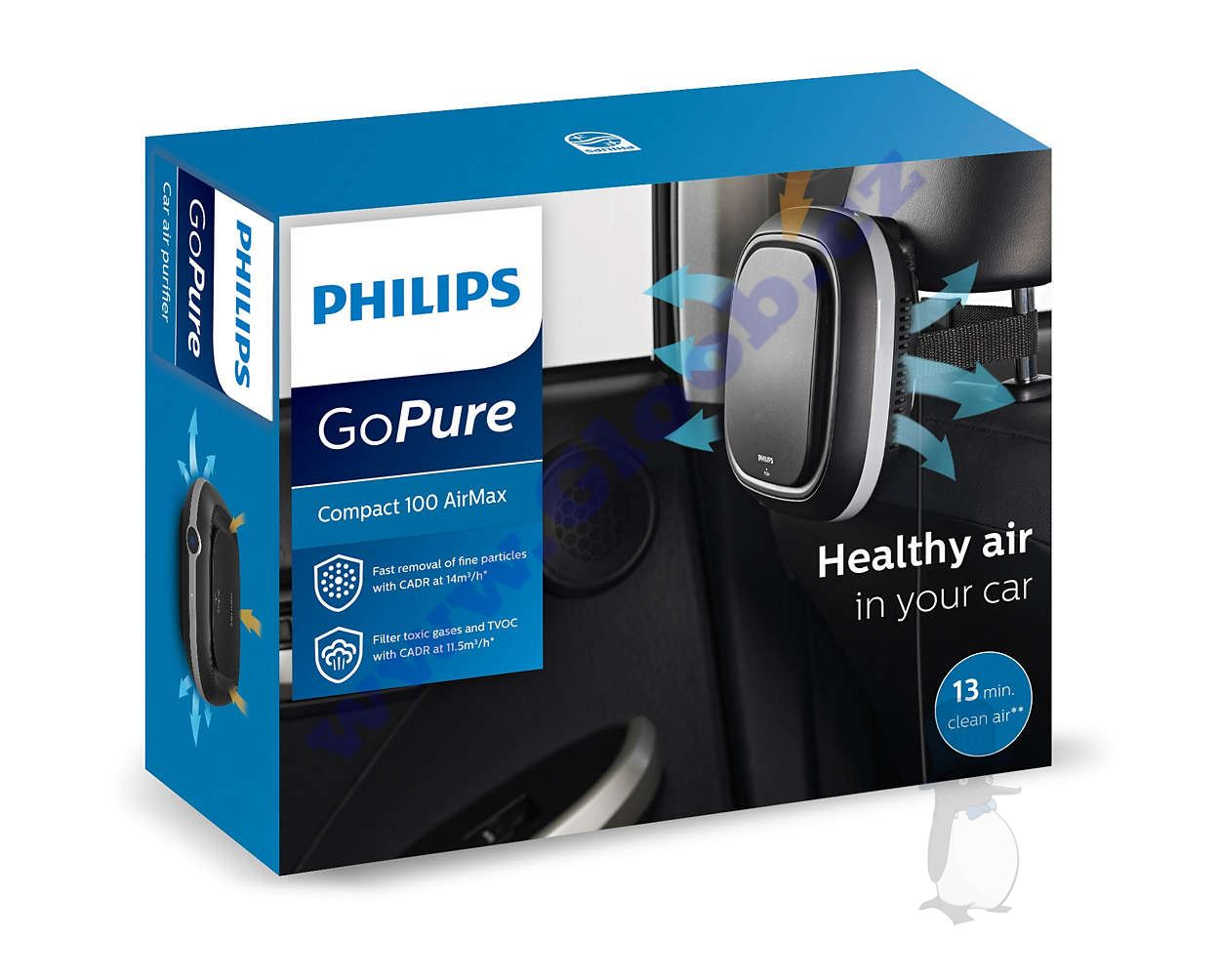 Philips Compact 100 Air Max