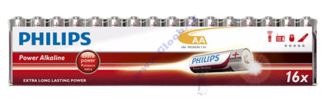 Baterie Philips Powerlife AA LR6/16